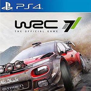دانلود نسخه هک شده بازی WRC 7 برای PS4