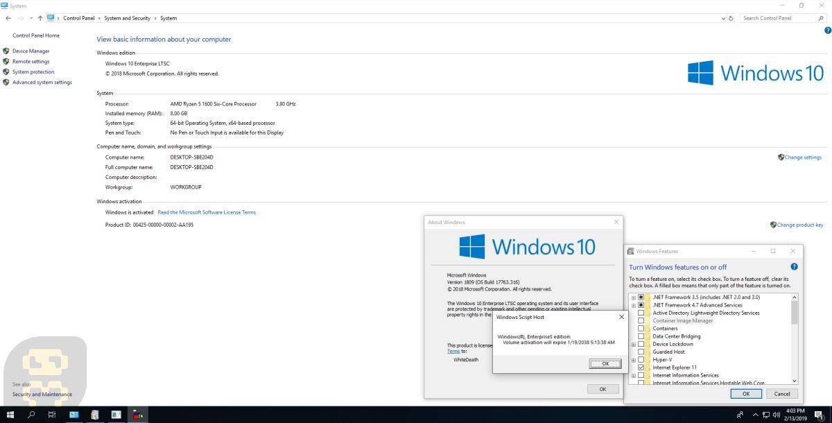 windows 10 key crack 2019