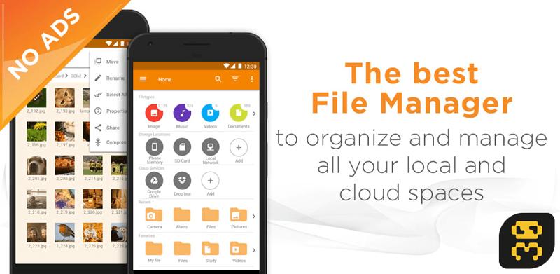دانلود ASTRO File Manager v7.6.0.0009 - مدیریت فایل قوی اندروید