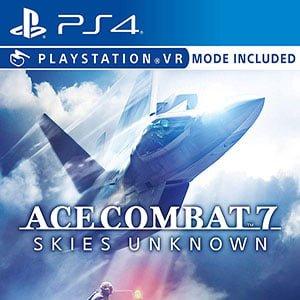 دانلود بازی Ace Combat 7 Skies Unknown برای PS4