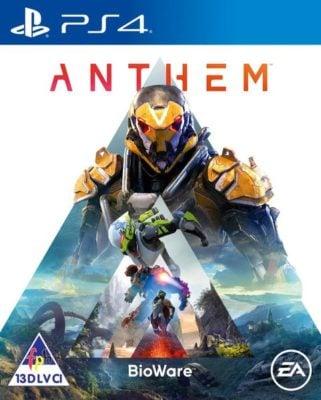 دانلود بازی Anthem برای PS4