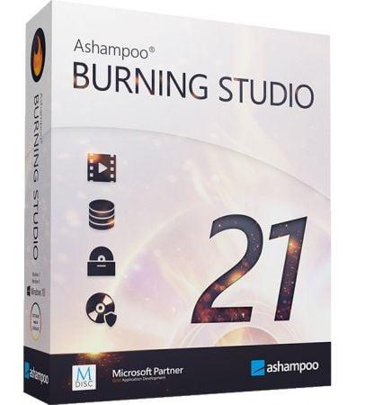 دانلود Ashampoo Burning Studio v21.3.0.42 - رایت حرفه ای دیسک ها