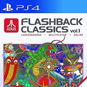 دانلود نسخه هک شده بازی Atari Flashback Classics Vol.1 برای PS4