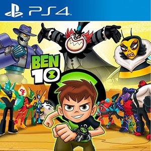 دانلود نسخه هک شده بازی Ben 10 برای PS4