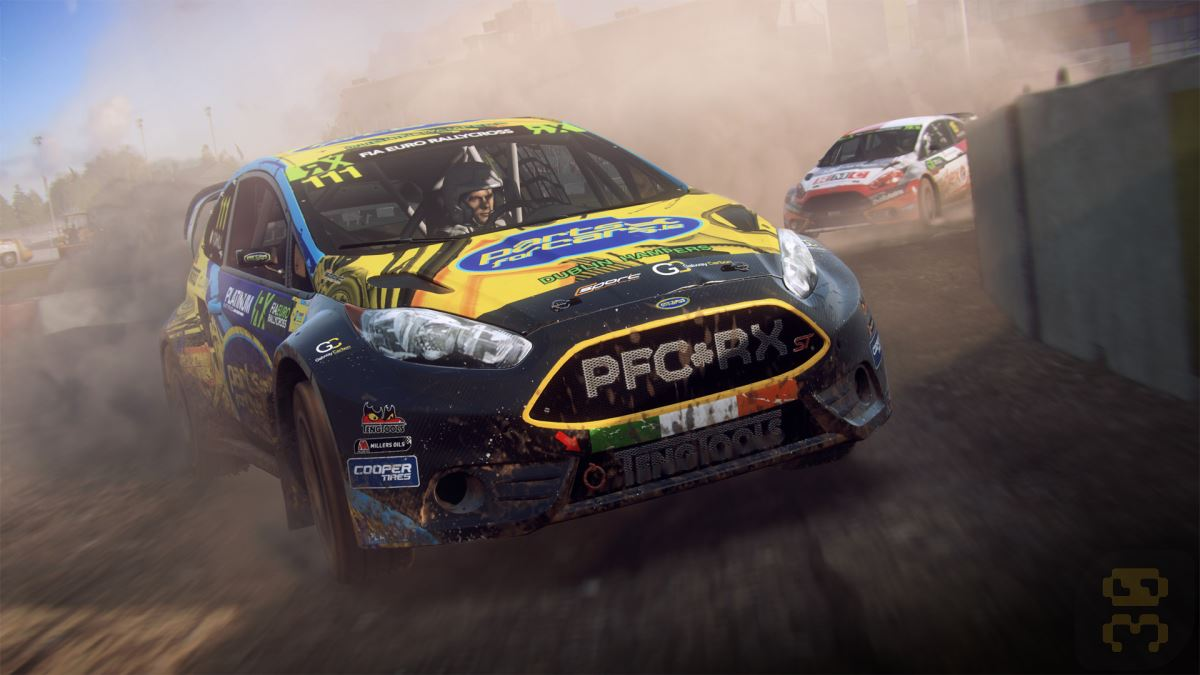 DiRT Rally 2.0 For PC + Updates