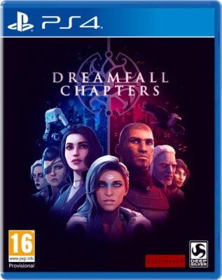 دانلود نسخه هک شده بازی Dreamfall Chapters برای PS4