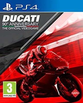 دانلود نسخه هک شده بازی DUCATI 90th Anniversary برای PS4