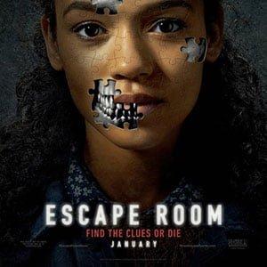 دانلود فیلم Escape Room 2019 + زیرنویس فارسی + 4K