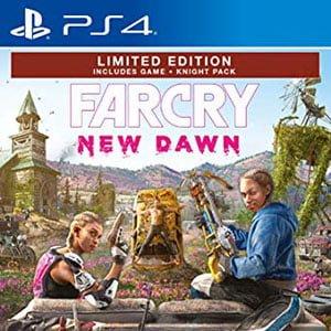 دانلود بازی Far Cry New Dawn برای PS4
