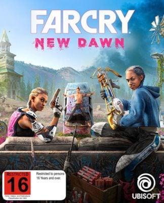 دانلود بازی Far Cry New Dawn برای کامپیوتر