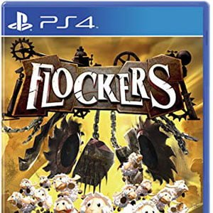 دانلود نسخه هک شده بازی  Flockers برای PS4