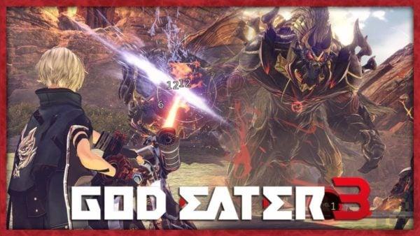 دانلود نسخه هک شده بازی GOD EATER 3 v2.01 برای PS4