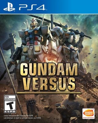 دانلود نسخه هک شده بازی Gundam Versus برای PS4
