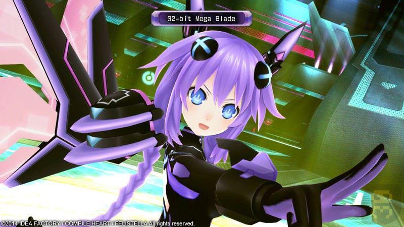 Play Hyperdimension Neptunia Re Birth1 For PC