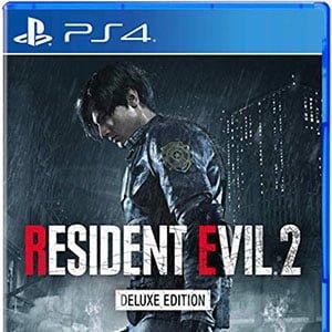 دانلود بازی Resident Evil 2 Remake برای PS4