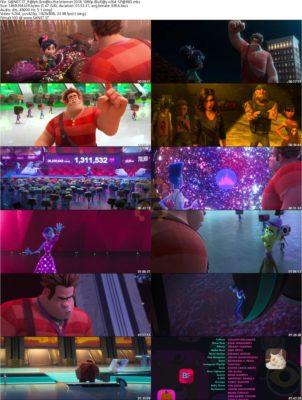 دانلود انیمیشن Ralph Breaks the Internet - Wreck-It Ralph 2 + زیرنویس فارسی