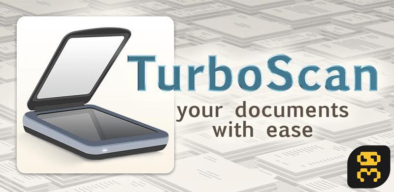 دانلود Turbo Scanner v1.6.2 - نرم افزار اسکنر اندروید