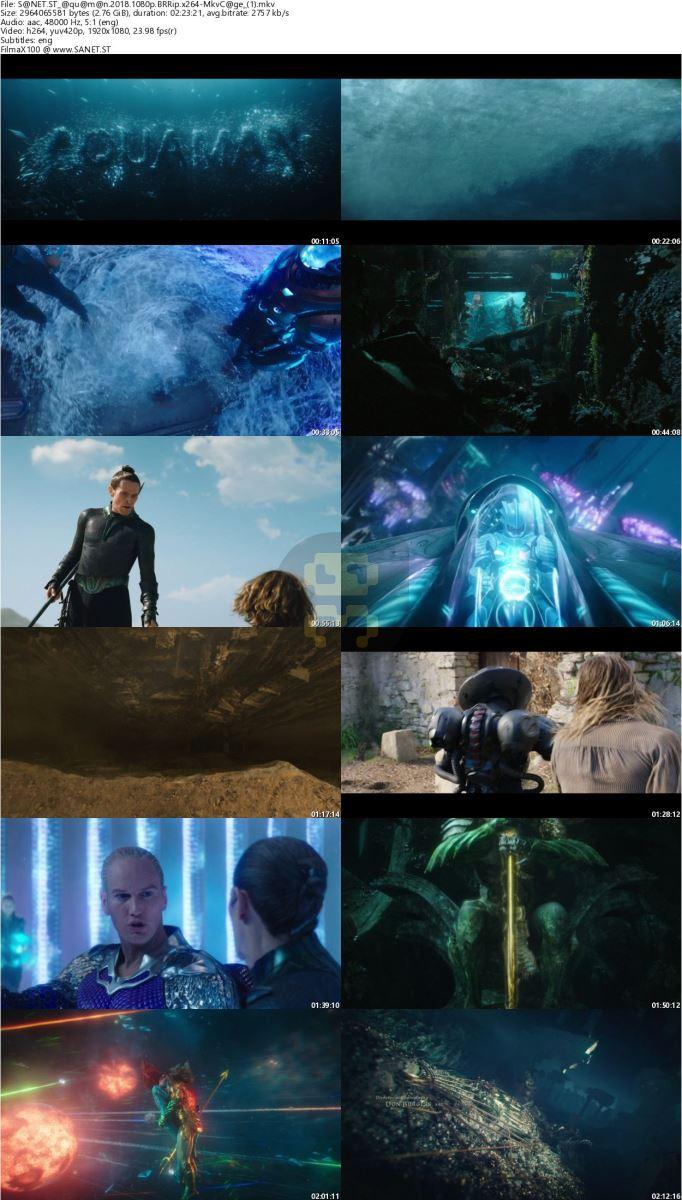 Aquaman 2018 Movie + Persian Subtitles