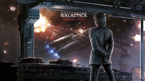 دانلود بازی Battlestar Galactica Deadlock برای کامپیوتر