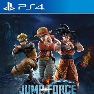 دانلود بازی Jump Force برای PS4