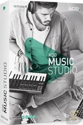 دانلود MAGIX ACID Music Studio v11.0.7.18 - نرم افزار ساخت آهنگ