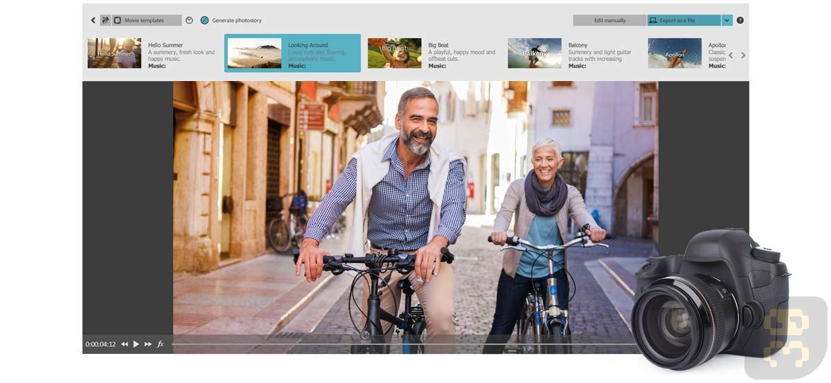 MAGIX Photostory 2020 Deluxe 19.0.1.16 - Slideshow Builder