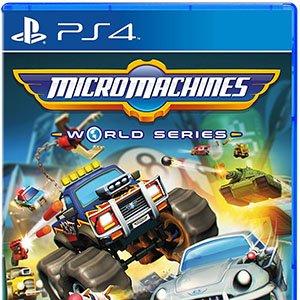 دانلود نسخه هک شده بازی Micro Machines World Series برای PS4