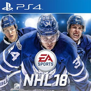 دانلود نسخه هک شده بازی NHL 18 برای PS4