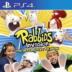 دانلود نسخه هک شده بازی Rabbids Invasion برای PS4