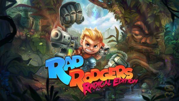 دانلود بازی Rad Rodgers Radical Edition برای کامپیوتر