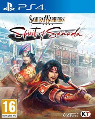 دانلود نسخه هک شده بازی SAMURAI WARRIORS Spirit of Sanada برای PS4