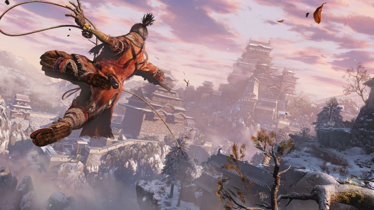 Sekiro Shadows Die Twice Games For PS4 + Update
