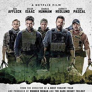 دانلود فیلم Triple Frontier 2019 با لینک مستقیم + زیرنویس فارسی