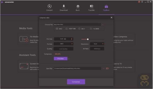 دانلود Wondershare UniConverter 12.0.6.2 مبدل حرفه ایی فیلم