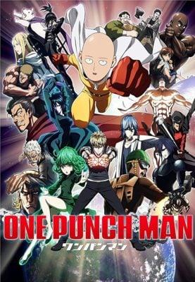 دانلود انیمیشن 2019 One Punch Man + زیرنویس فارسی