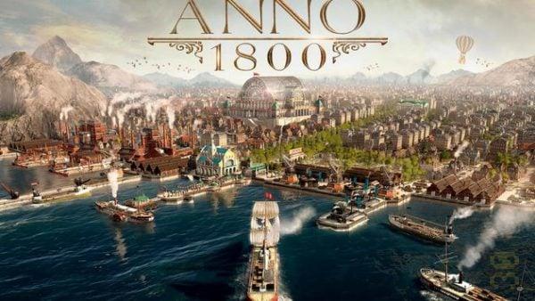 دانلود بازی Anno 1800 برای کامپیوتر + آپدیت