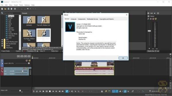 دانلود MAGIX VEGAS Pro 17.0.0.452 - میکس و ویرایش فیلم