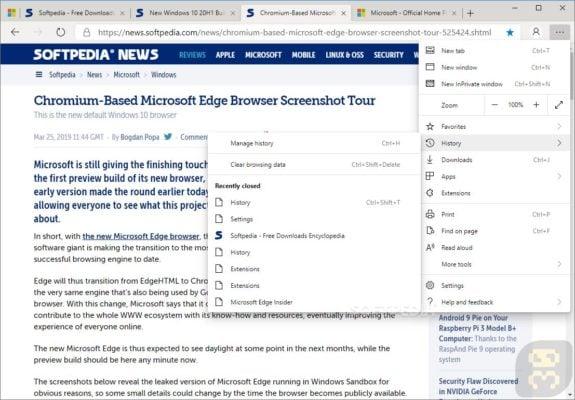 دانلود Microsoft Edge v84.0.522.52 - مرورگر اینترنت