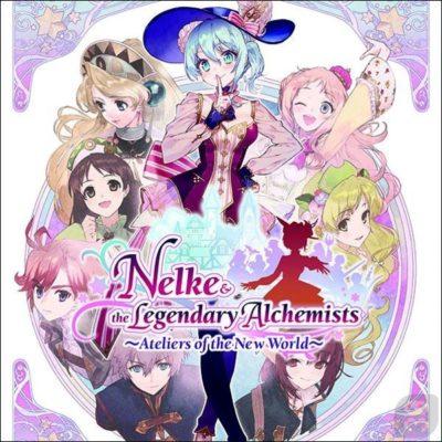 دانلود بازی کامپیوتر Nelke and the Legendary Alchemists