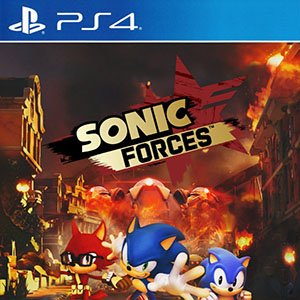 دانلود نسخه هک شده بازی Sonic Forces برای PS4