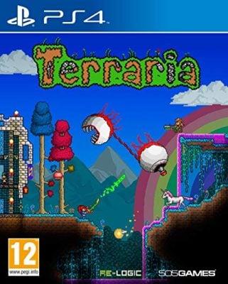 دانلود نسخه هک شده بازی Terraria برای PS4