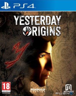 دانلود نسخه هک شده بازی Yesterday Origins برای PS4
