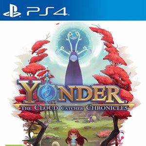 دانلود نسخه هک شده بازی Yonder The Cloud Catcher Chronicles برای PS4