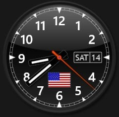 دانلود Sharp World Clock 8.7.6 – نمایش ساعت کشورهای مختلف دنیا