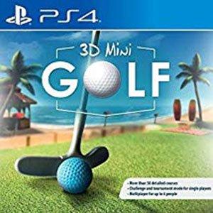 دانلود نسخه هک شده بازی 3D Mini Golf برای PS4