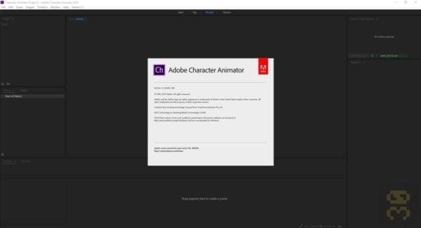 دانلود Adobe Character Animator 2020 v3.1.0.49