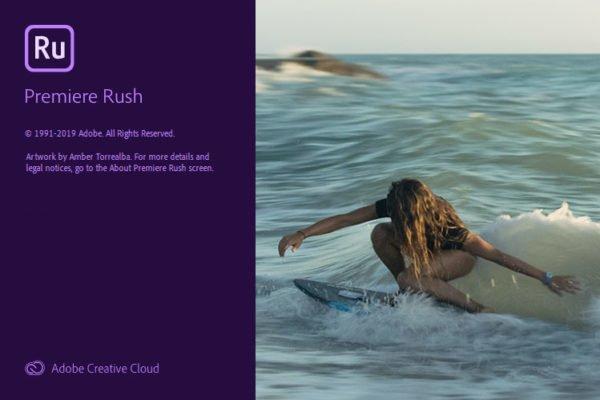 دانلود Adobe Premiere Rush CC v1.2.0 + کرک