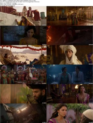 دانلود فیلم علاعدین Aladdin 2019 با زیرنویس فارسی