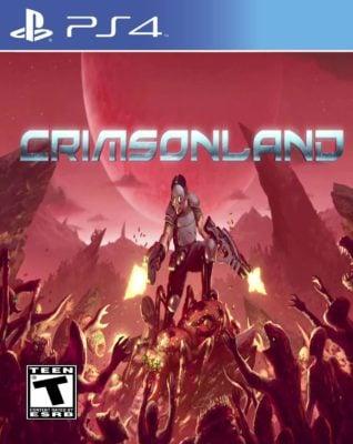 دانلود نسخه هک شده بازی Crimsonland برای PS4