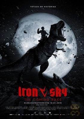 دانلود فیلم Iron Sky The Coming Race 2019 با زیرنویس فارسی